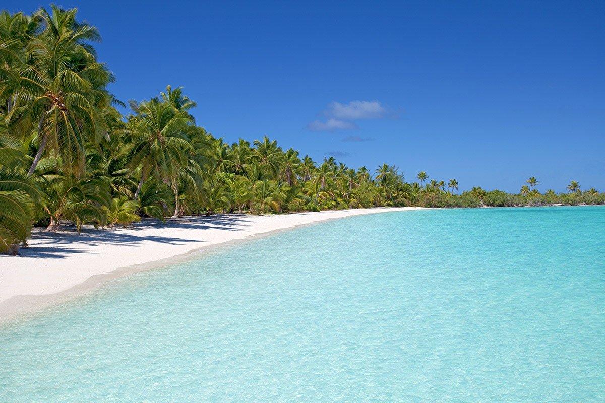 Překrásné karibské pláže