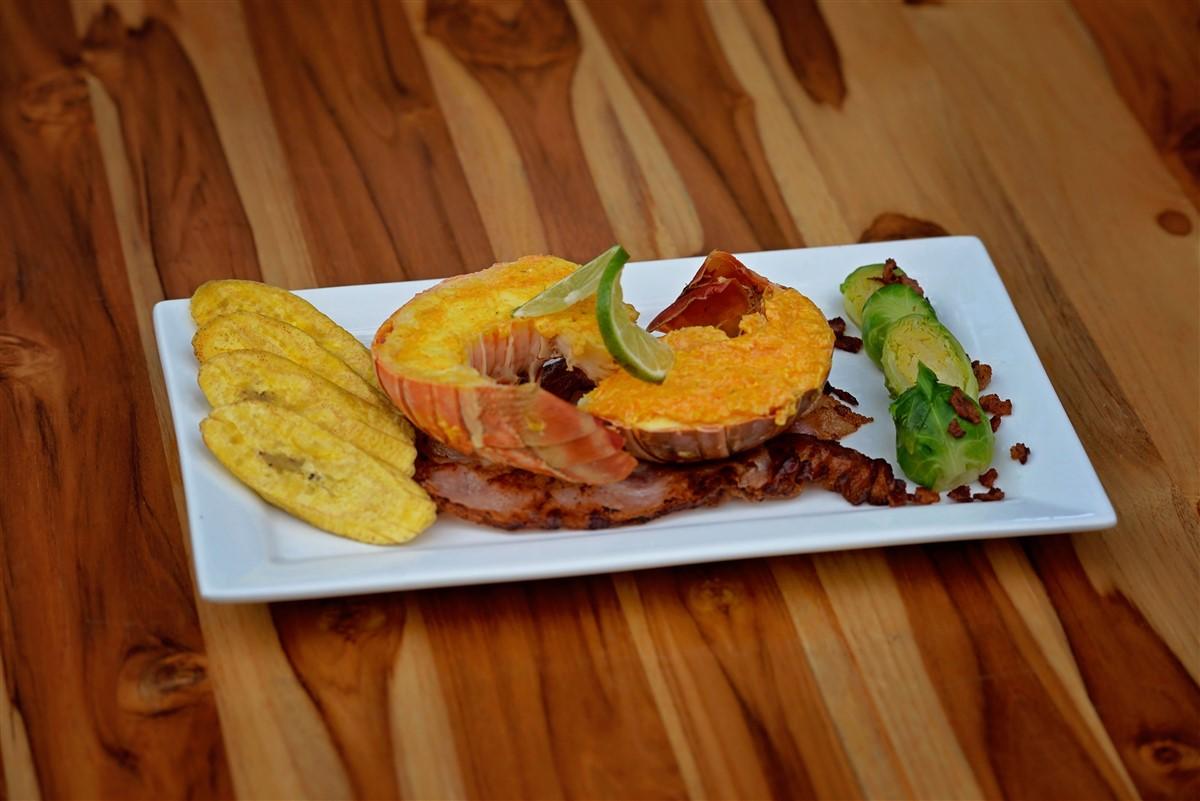 Karibská restaurace Diamond Hill
